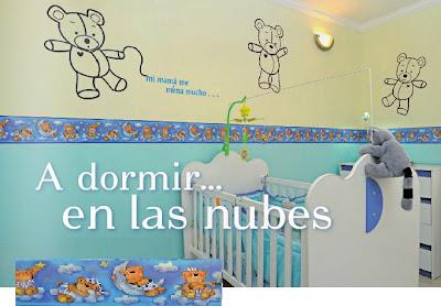 DORMITORIOS DE BEBES NIÑA Y NIÑO