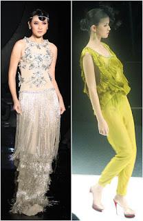 Foto Busana Trend Fashion 2014 Art Deco
