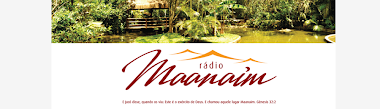Rádio Web Evangélica Maanaim
