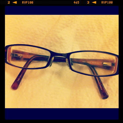 Image of my glasses