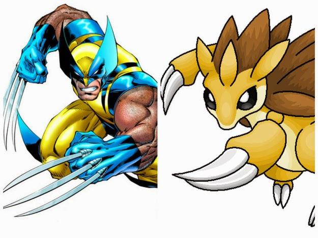 Wolverine - Sandslash