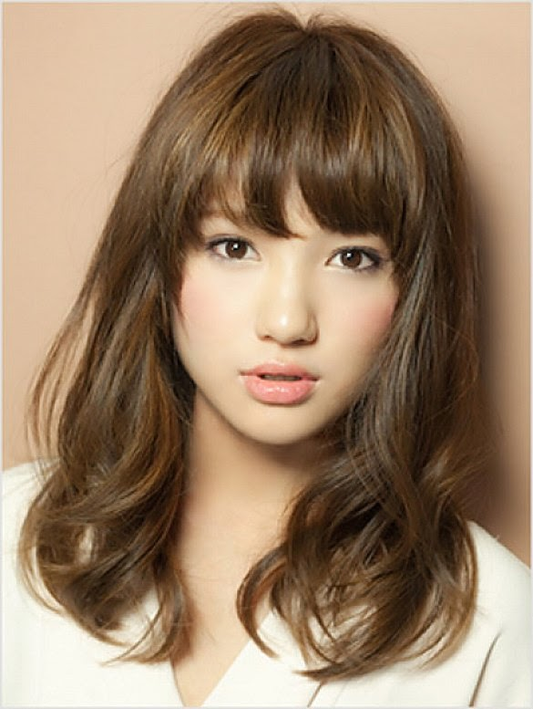 The Awesome Curly Japanese Hairstyle ~ Hairstyles for ...
