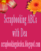 Scrapbooking ABCs with Dea