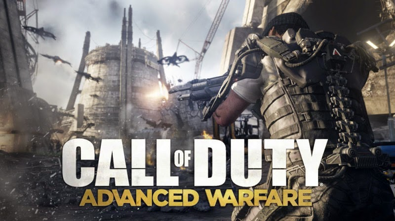 Call of duty, advanced warfare