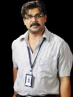 Dileep as reporter