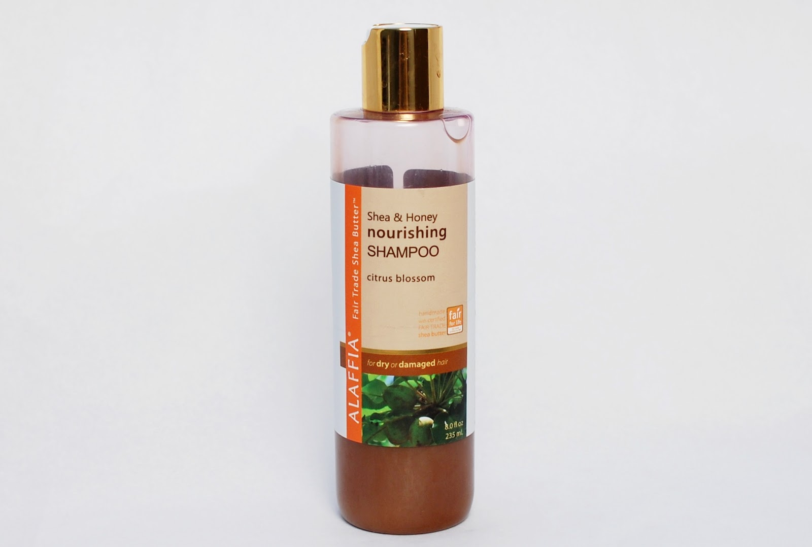 Alaffia Shea&Honey Nourishing Shampoo