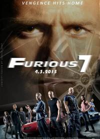 Furious 7 (2015) DVDscr + Subtitle