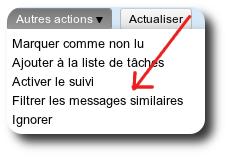 Supprimer le spam automatiquement sur Gmail