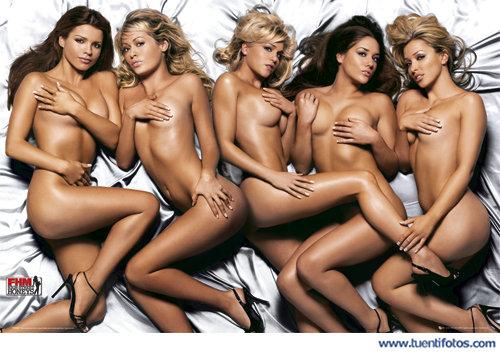 fotos de las chicas desnudas: