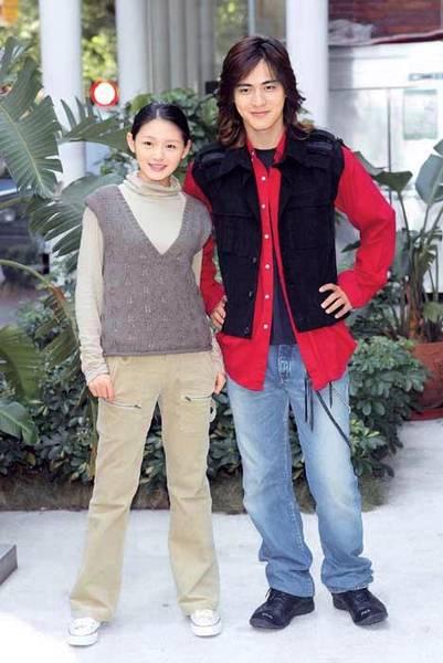 angelafehr: Show of Barbie Hsu & Vic Zhou called Mars