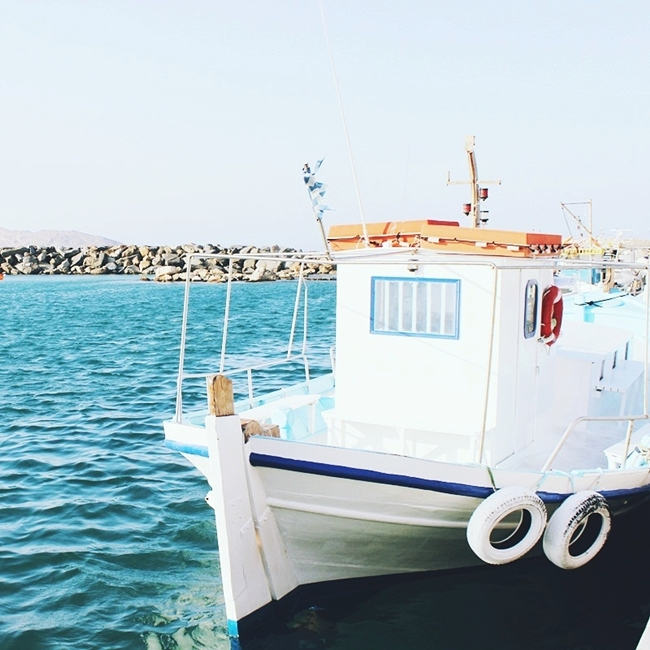Jelena Zivanovic Instagram @lelazivanovic.Glam fab week.Fishing village of Naoussa,Paros.Paros travel guide.