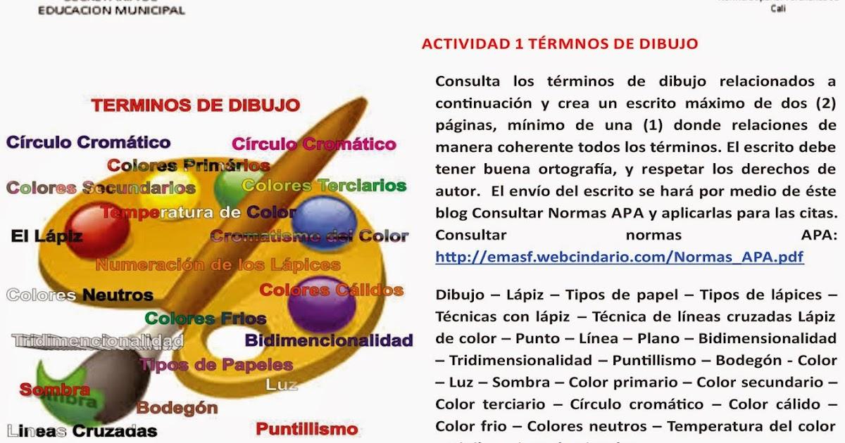 ACTIVIDAD 1 Tu00c9RMNOS DE DIBUJO : SALA DE EXPOSICIu00d3N u0026quot;Todos Podemosu0026quot;