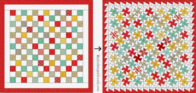 from Pixels to Patchwork: Baby Jane Twister Quilt : twister quilt patterns - Adamdwight.com
