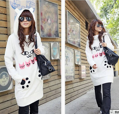 I Decide Pakaian Style Korea Trend Busana 2012