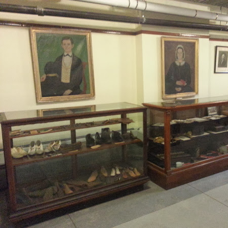 Reorganizing in the Museum