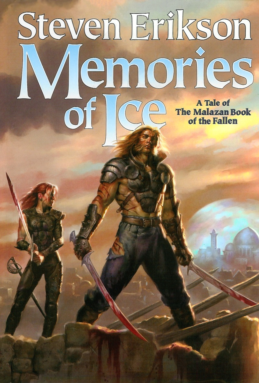Strakul 39 s thoughts book review memories of ice by steven erikson