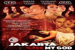 Jakarta Oh My God, Film Jakarta Oh My God, Movie Jakarta Oh My God (2016)