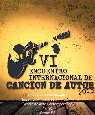 Fiestas eventos culturales en Quito Música Septiembre