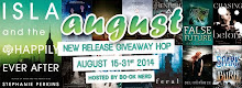 August New Release Giveaway!