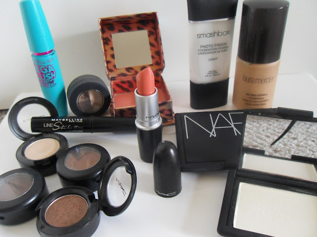 Smashbox NARS and M.A.C.