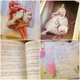 dolls, ballerinas & flowery music