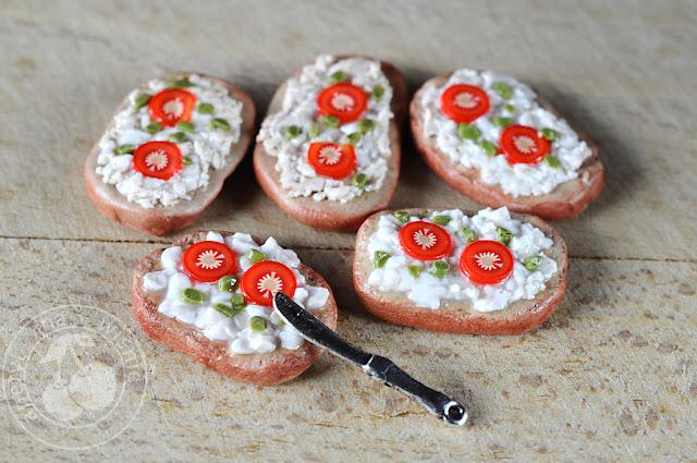 Kanapki z pomidorem :)