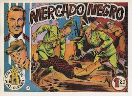 Colección POST-GUERRA. Ed. Marco Escaneo inédito de Ravillco.