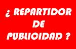 REPARTIDOR PUBLICIDAD