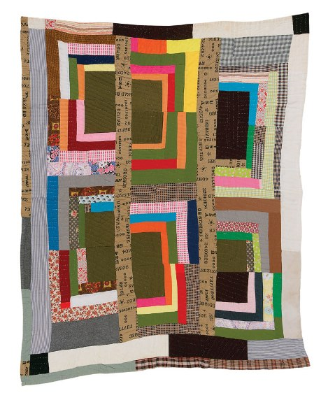 Goldfinch And Eagle Gees Bend Quilts