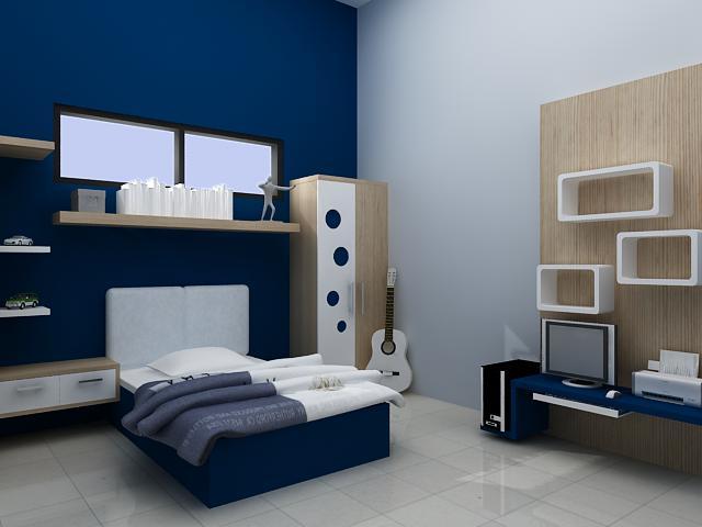 kamar lelaki