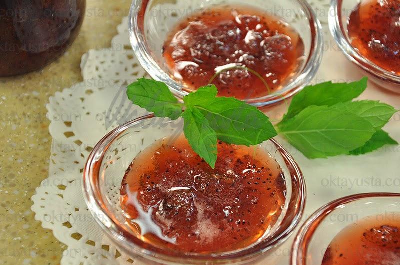 Osmanlı Çileği Reçeli Tarifi