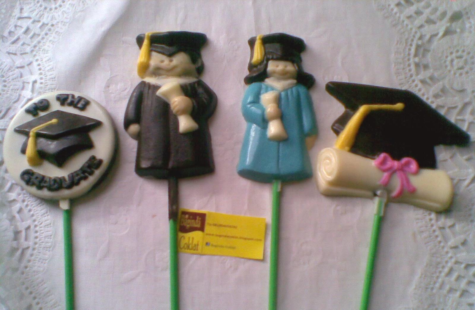 graduation lolipop