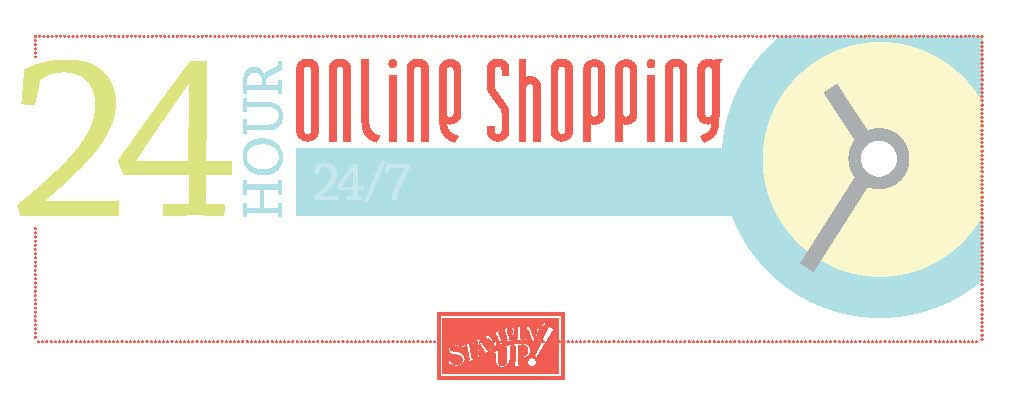 My Online Stampin' Up Website