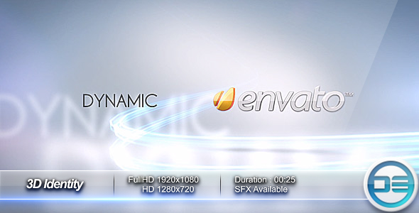 VideoHive 3D Identity