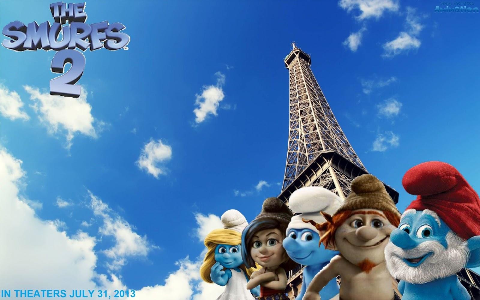 watch the smurfs 2 hd, blue-ray online ~ massalanews