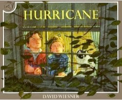 bookcover of Wiesner's Hurricane