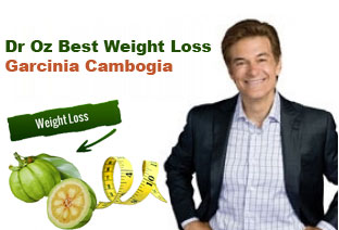 weight loss product on dr oz