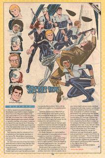 Seis Secretor (ficha dc comics)
