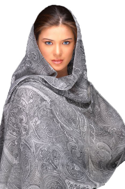 Shawls and Stoles - Perfect Winter Accessories