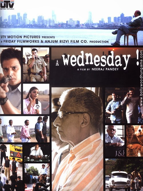 A WEDNESDAY (2008) HINDI MOVIE DOWNLOAD