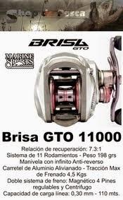 Brisa Gto 11000 Marine Sports