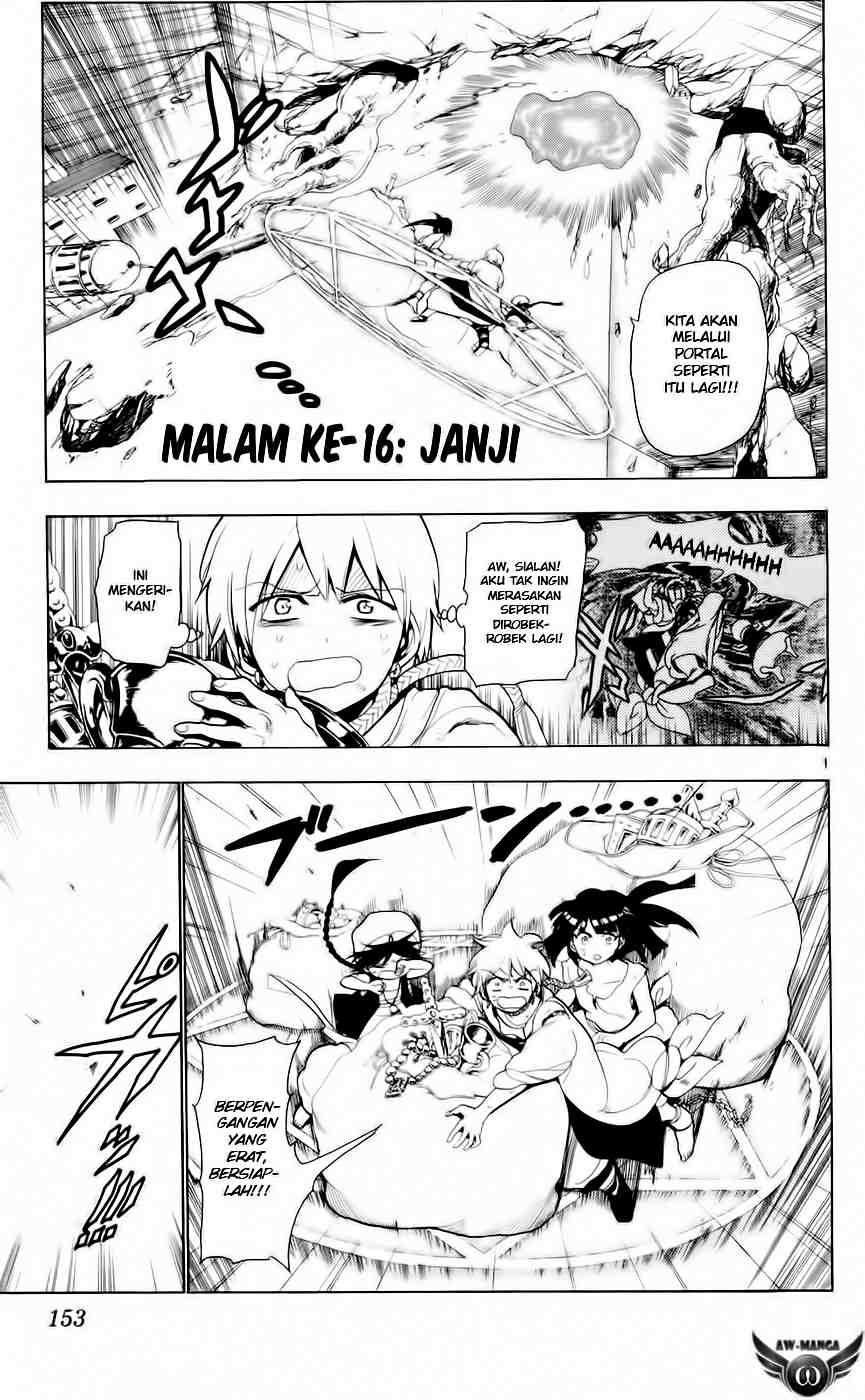 Komik magi 016 - janji 17 Indonesia magi 016 - janji Terbaru 2|Baca Manga Komik Indonesia|