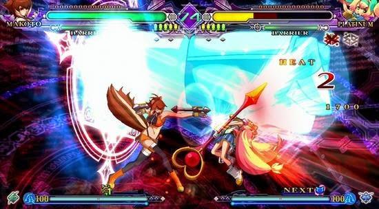 PC Games BlazBlue Continuum Shift Extend