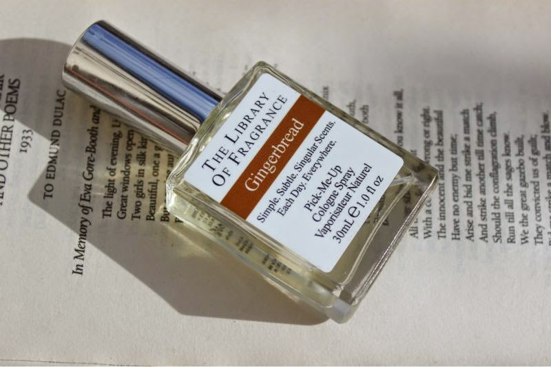 The Library of Fragrance Autumn Winter Scents