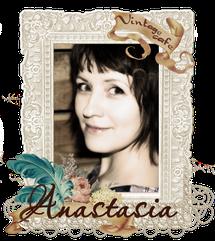 Я дизайнер блога Винтажное кафе!
