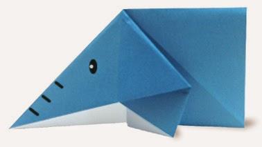 Hướng dẫn cách gấp con Voi bằng giấy đơn giản - Xếp hình Origami với Video clip
