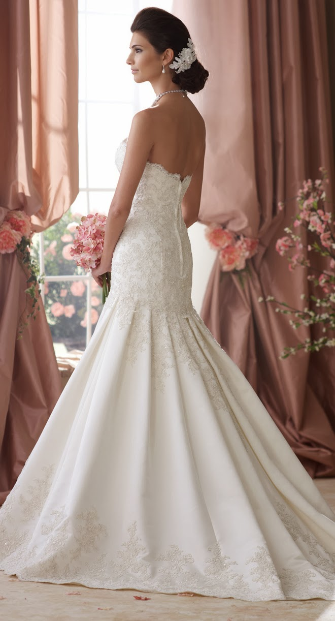 Used Wedding Gown For Sale 93 Lovely David Tutera for Mon