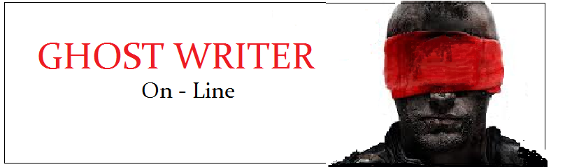 GHOST WRITER On-Line
