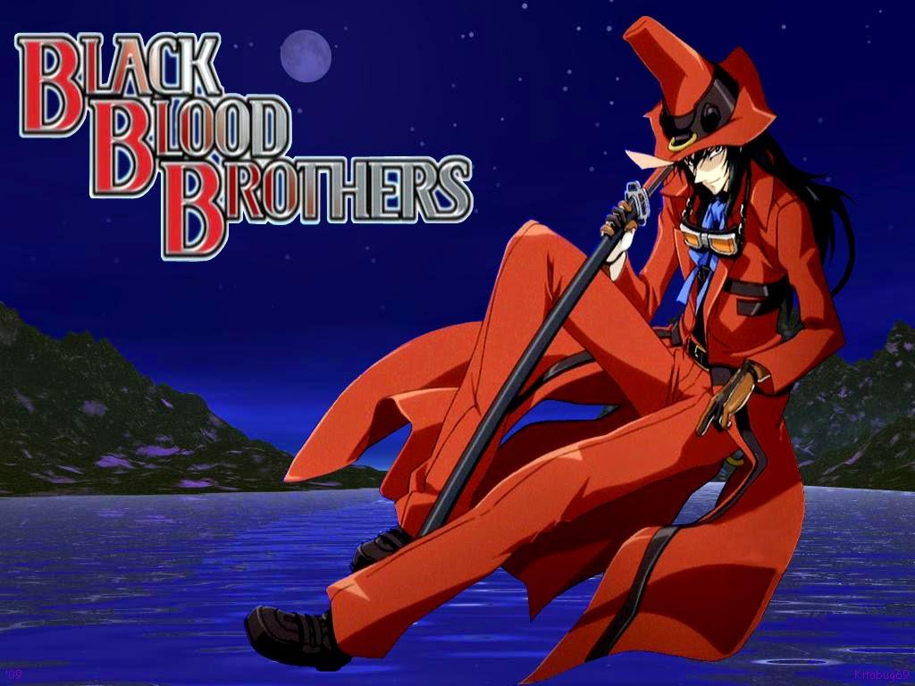 Phim Black Blood Brothers
