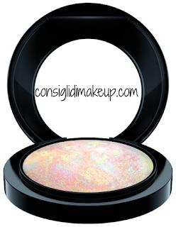 lightscapade mac cosmetics strobing